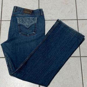 Lucky Blossom Wonder Jean Size 36